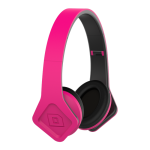 BOLT Headphone Cyclone Fuchsia