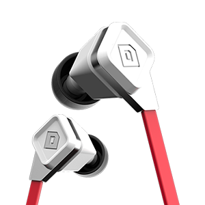 LUX Earbuds Moonstone White