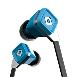 LUX Earbuds Sapphire Blue